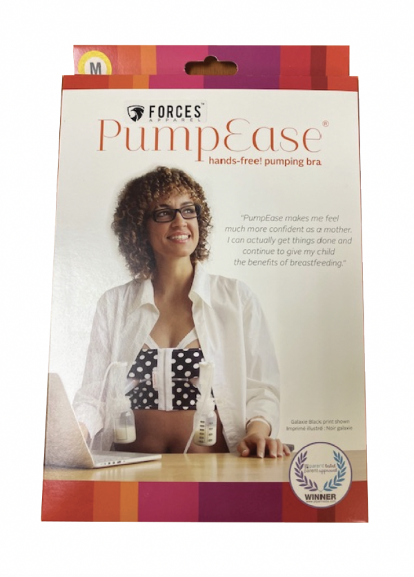 PUMPEASE® HANDS-FREE PUMPING BRA